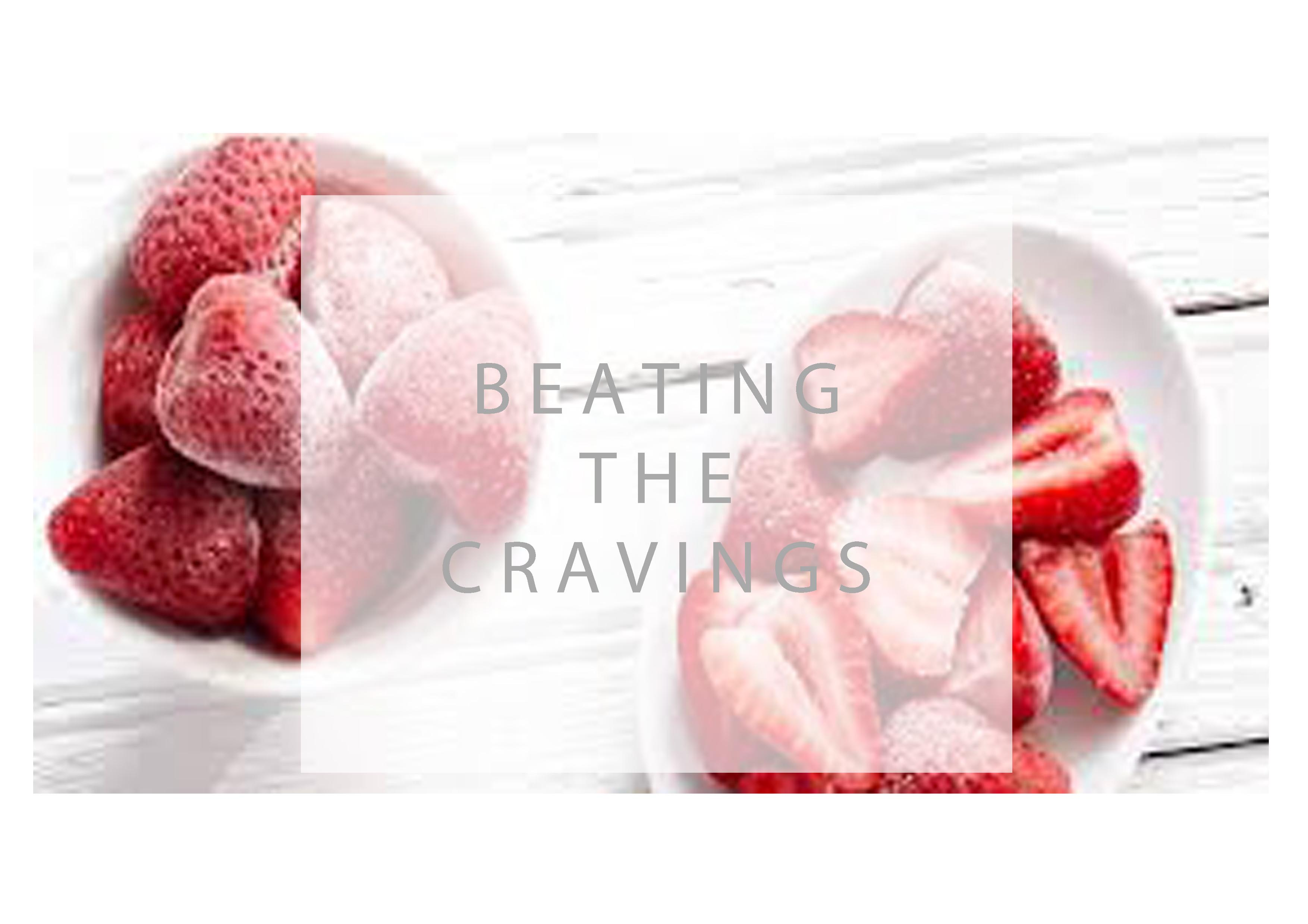 Beating the Cravings